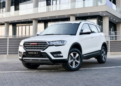 New Haval H6 C SUV