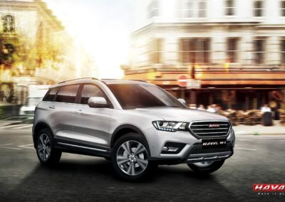 New Haval H6 C SUV models