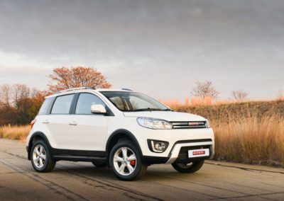 Haval SUV specifications