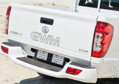 GWM Steed 5 - 10