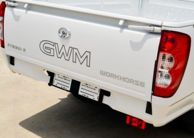 GWM Steed 5 Single Cab for Sale
