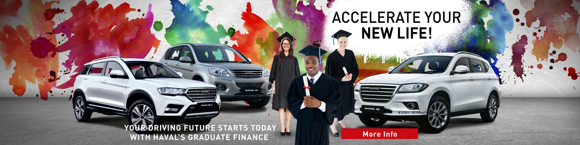 Haval Graduate Finance Solutions